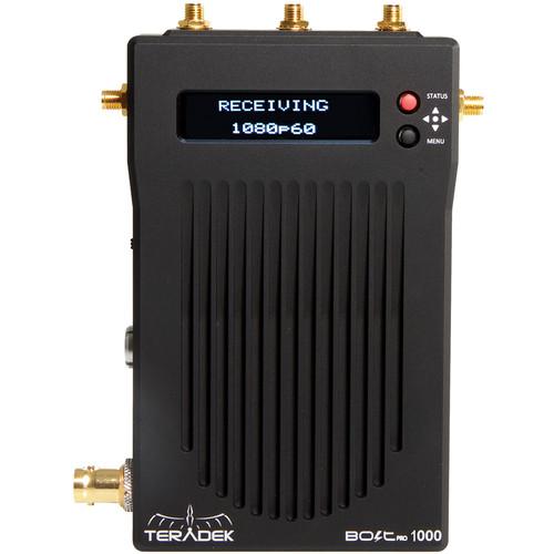 Teradek Bolt Pro 1000 3G-SDI/HDMI Receiver