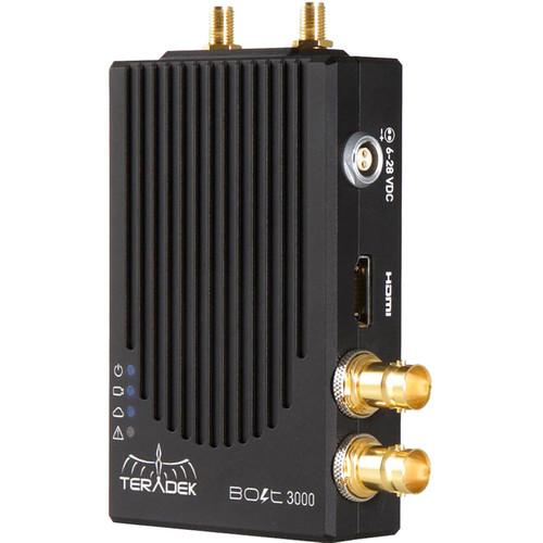 Teradek Bolt Pro 3000 SDI/HDMI Transmitter
