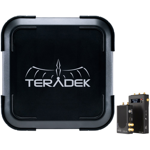 Teradek Bolt 10K Receiver Kit With Bolt 3000 TX/RX (Vm)