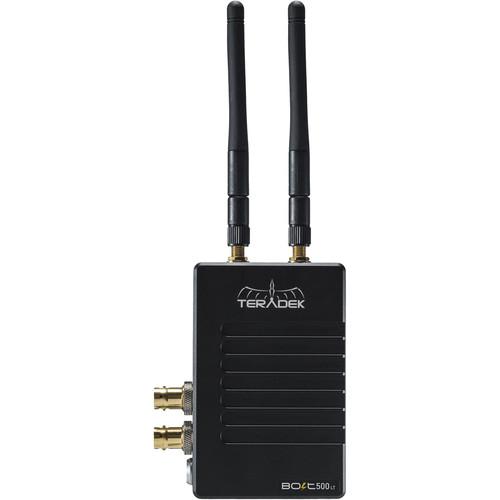 Teradek Bolt 500 LT 3G-SDI Wireless Transmitter