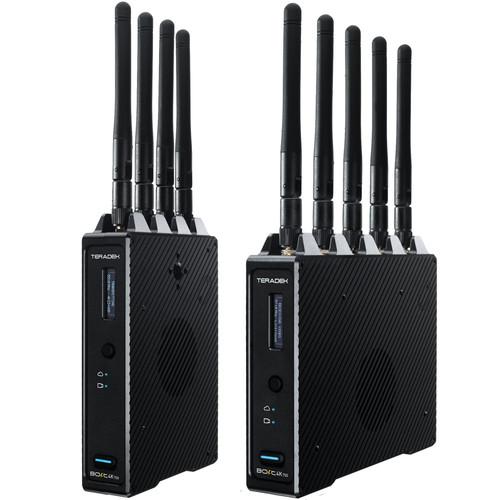 Teradek Bolt 4K 750 12G-SDI / HDMI Wireless Video Kit (Up to 750')