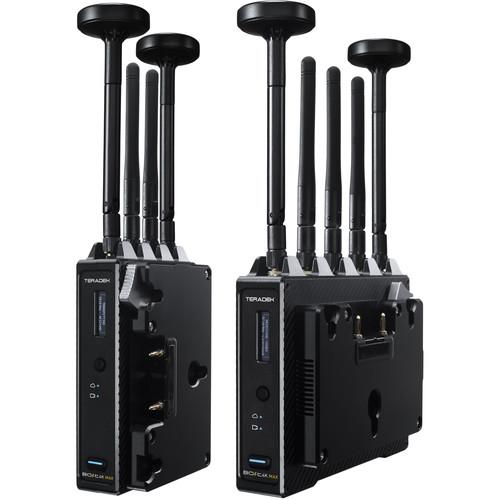 Teradek Bolt 4K MAX Wireless TX/RX Set (V-Mount)