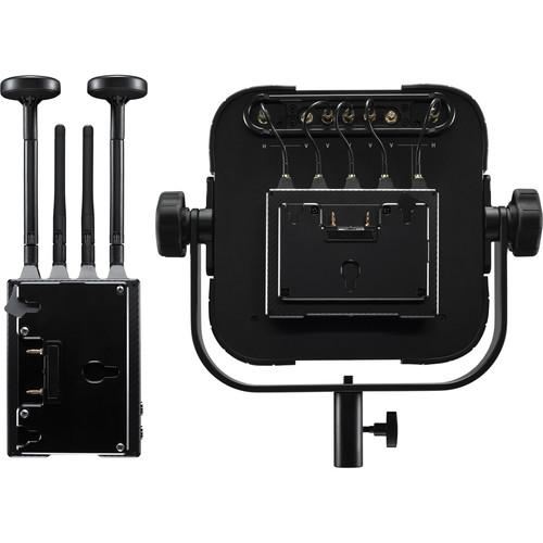 Teradek Bolt 4K MAX Wireless TX/RX Deluxe Kit (V-Mount)