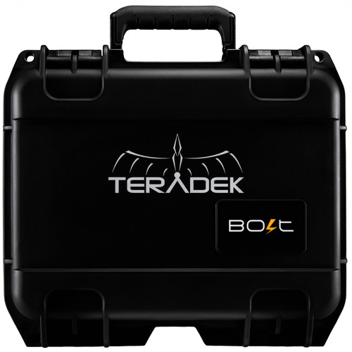 Teradek Protective Waterproof Utility SKB Case for Select Bolt Transmitter & Two Receivers