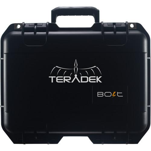 Teradek Protective SKB Case for Bolt 500/1000 LT & Two Receivers