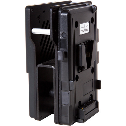 Teradek Dual V-Mount Battery Plate for Bolt Sidekick