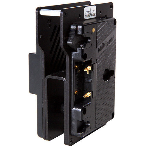 Teradek Dual 14.4V Gold Mount Battery Plate for Bolt Sidekick Receiver
