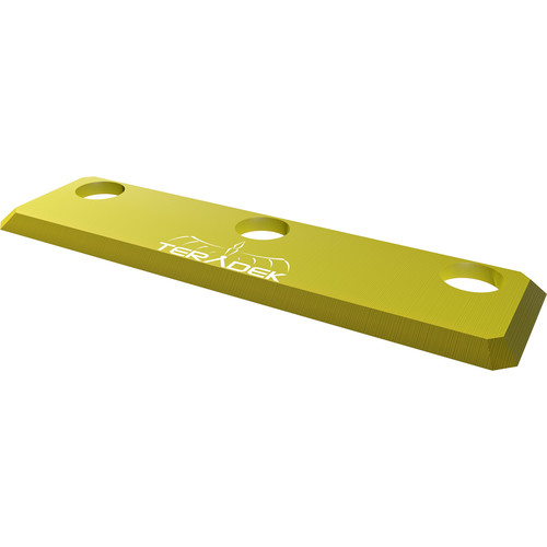 Teradek Bolt Accessory Identification Plate for 1000/3000 Receiver (Yellow)
