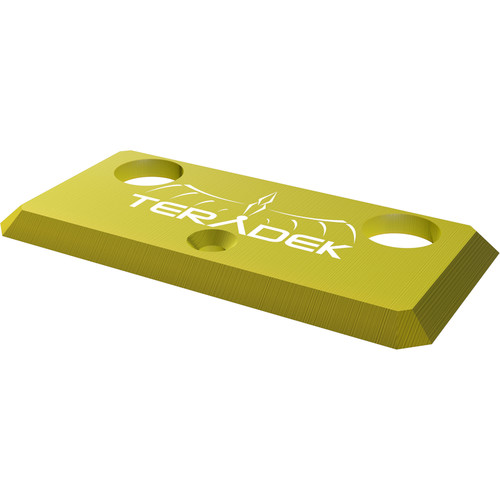 Teradek Accessory Plate for Bolt 1000/3000 (Yellow)