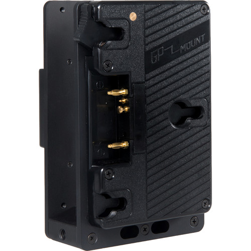 Teradek Dual Battery Gold Mount Plate for Cube 605/655