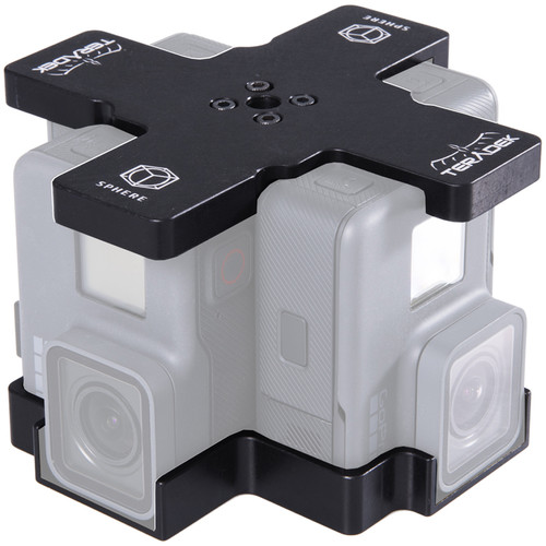 Teradek GoPro HERO5 VR Camera Mount Kit for Sphere