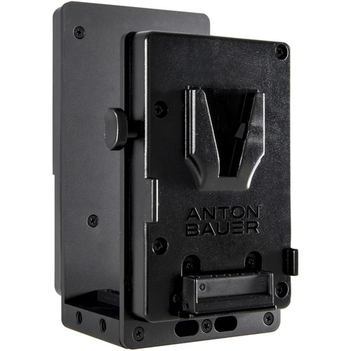 Teradek Dual 14.4V V-Mount Battery Plate for Bond & Cube 600/700 Series