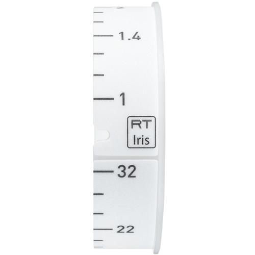 Teradek RT Pre-Marked Iris Ring - 1-32