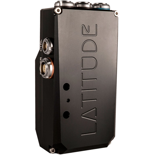 Teradek RT Latitude MDR-MB Receiver (1-2 Axis, with Battery Plate)