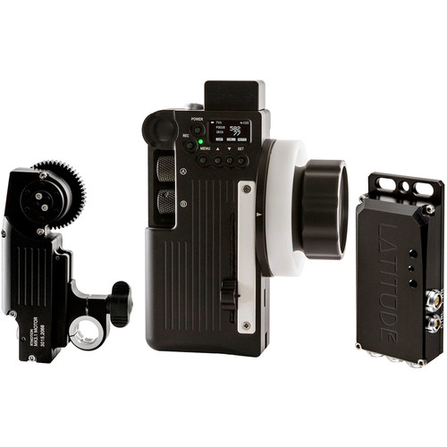 Teradek RT MDR-M Wireless Lens Control Kit with 4-Axis Transmitter