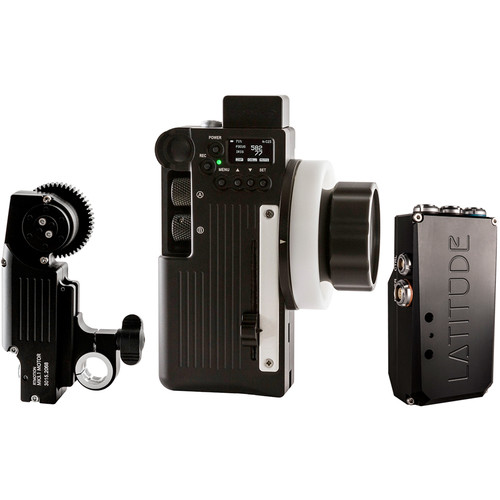 Teradek RT MDR-MB Wireless Lens Control Kit with 4-Axis Transmitter