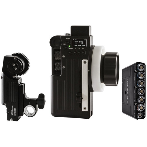 Teradek Wireless Lens Control Kit (Latitude-X Receiver, Mk3.1 Controller)