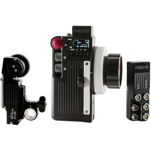 Teradek RT MK3.1 Wireless Lens Control Kit with 6-Axis Transmitter