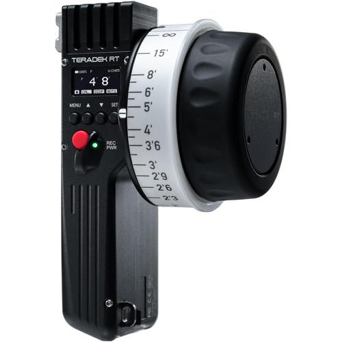 Teradek RT Single-Axis Super-Speed Wireless Lens Control Kit (Metric)