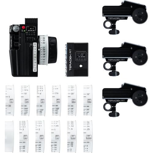 Teradek RT CTRL.3 Wireless Lens Control Kit 3-Motor)