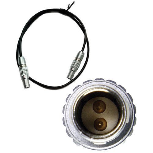 """Teradek Bit 708 2-Pin LEMO to LEMO Alexa Cable (6"""")"""