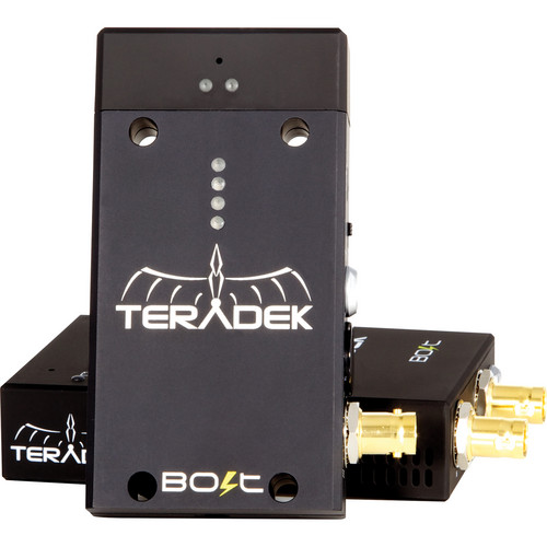 Teradek Bolt HD-SDI Transmitter and Receiver Set