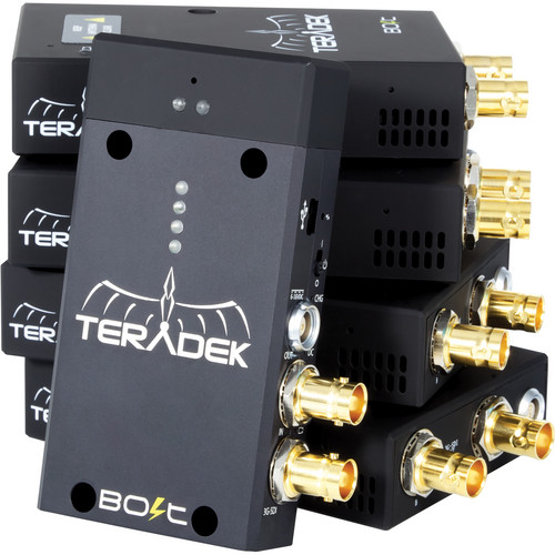 Teradek Bolt Pro -734 Multicast Wireless Transmission System