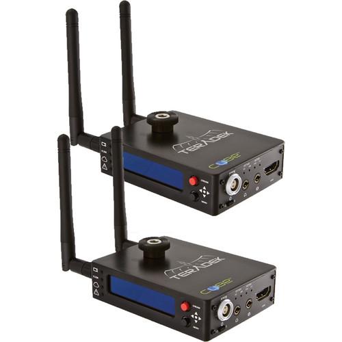 Teradek Cube HDMI Encoder and Decoder Pair