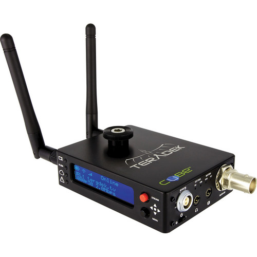Teradek Cube 555 1-Channel Camera-Top Wireless SD Video Encoder