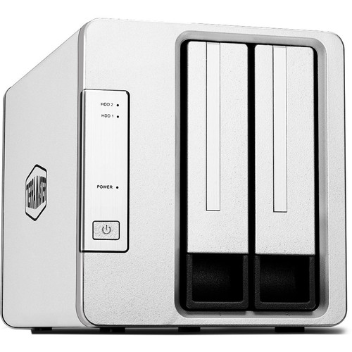 TerraMaster D2-310 2-Bay USB 3.1 Gen 1 Type-C RAID Enclosure