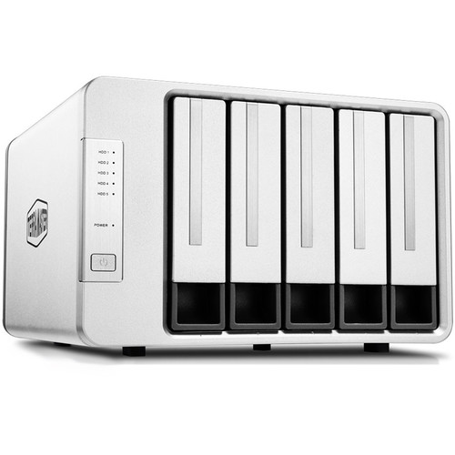 TerraMaster External 3.5 Hard Drive Enclosure without HDD for Mac, Windows And Linux