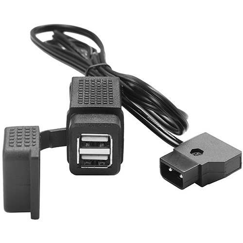 Tether Tools D-Tap to USB Power Converter (3.3')