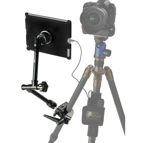 Tether Tools Rock Solid Master Connect Arm, Clamp & Case Kit for iPad Air