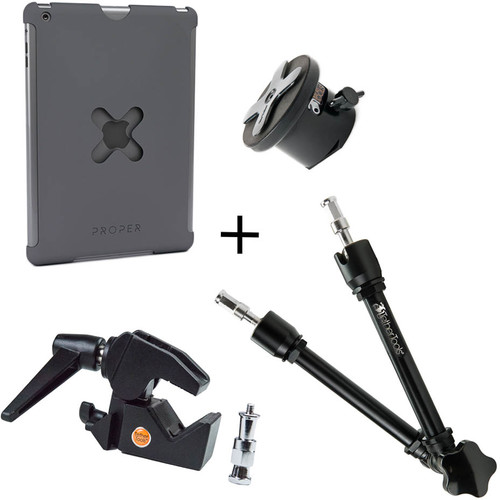 Tether Tools Rock Solid Master Connect Arm, Clamp & Case Kit for iPad Air 2