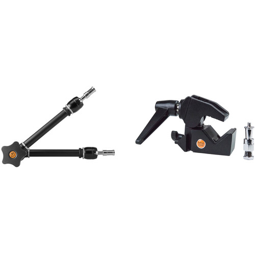 Tether Tools Rock Solid Master Articulating Arm & Clamp Kit