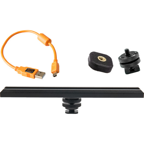Tether Tools CamRanger Camera Mounting Kit with USB 2.0 Cable (Orange)