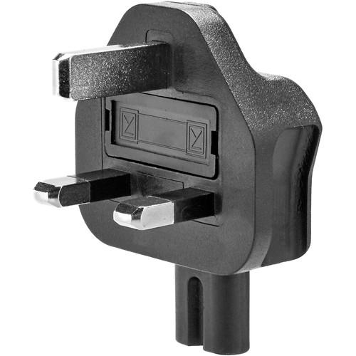 Tether Tools Onsite Power Plug Angle Adapter (UK Prongs)