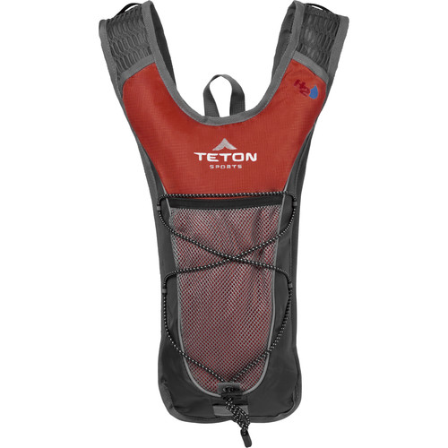 TETON Sports TrailRunner2.0 Hydration Backpack (Red)