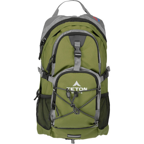 TETON Sports Oasis1100 Hydration Backpack (Olive Green)