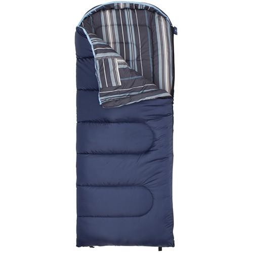 TETON Sports Celsius Junior -7°/20°F Sleeping Bag (Blue / Left Hand Opening)