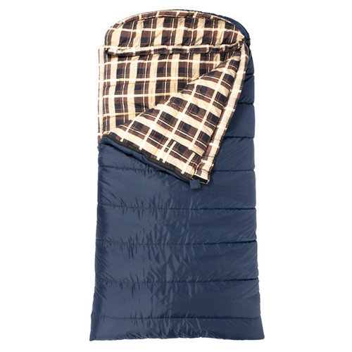 TETON Sports Celsius XL -32°C/-25°F Sleeping Bag (Blue / Right Hand Opening)