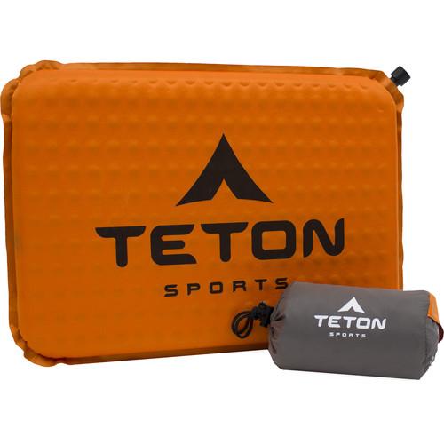 TETON Sports Comfortlite Self-Inflating Cushion (Orange)