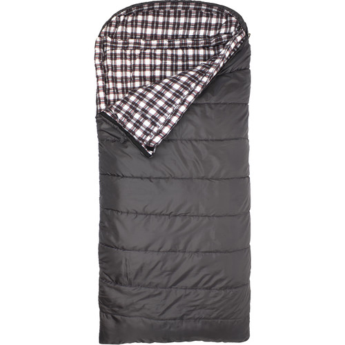 TETON Sports Fahrenheit -25° Sleeping Bag (Gray, Left-Hand)
