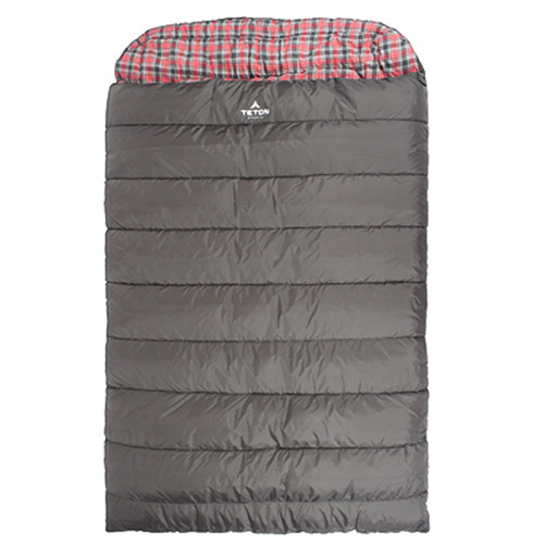 TETON Sports Mammoth Sleeping Bag 0°F (Grey)