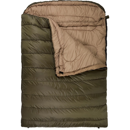 TETON Sports Mammoth Sleeping Bag 0°F (Green)
