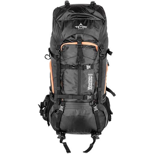 TETON Sports Mountain Adventurer4000 UltraLight Internal Frame Backpack