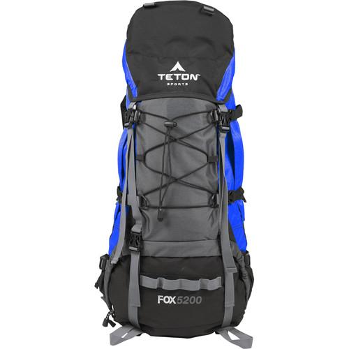TETON Sports Fox5200 Internal Frame Backpack (Navy Blue)