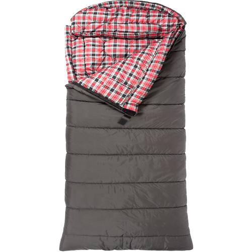 TETON Sports Celsius XL -32°C/-25°F Sleeping Bag (Gray / Right Hand Opening)