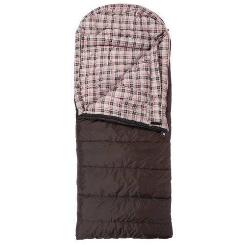 TETON Sports Celsius Regular -18°C/0°F Sleeping Bag (Brown / Right Hand Opening)
