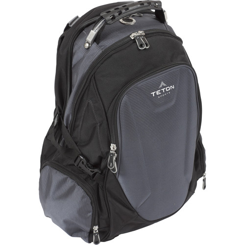 TETON Sports Professional Business Tech 33L Backpack (Silver)